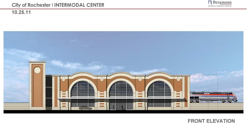 Rochester Train Station Receives $15M Grant