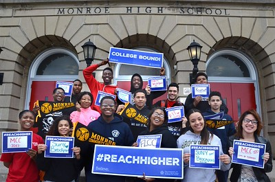 2015 #ReachHigher Photos