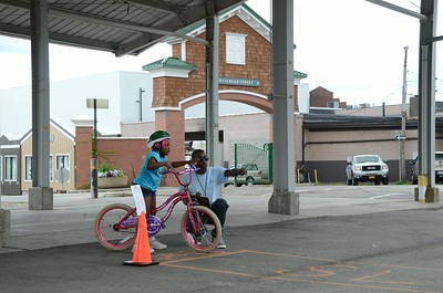 Bike Rodeo at Public Market 7/16/2014