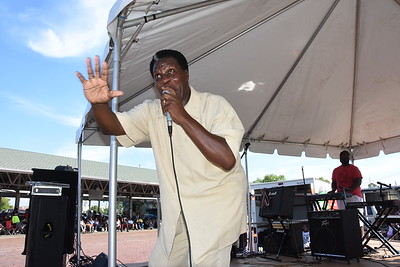 Gospel Jubilee at the Public Market. 7/26/2015
